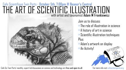 Sept(ish) 2017: Adam Frankiewicz - The Art of Scientific Illustration