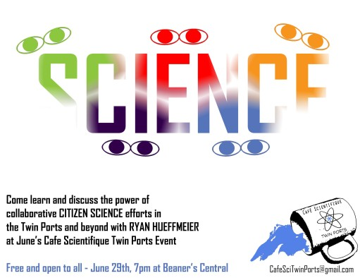 June 2017: Ryan Hueffmeier - Citizen Science!