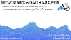 Jan 2018: Forecasting Winds and Waves - Christenson