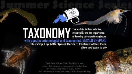 July 2018: Taxonomy - Gerald Shepard