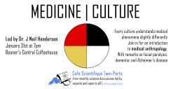 Jan 2019: Where Medicine meets Culture - Henderson