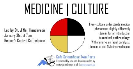 Jan 2019: Where Medicine meets Culture - Henderson