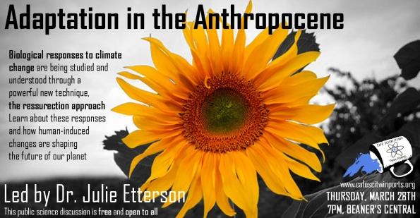 Adaptation in the Anthropocene - Etterson